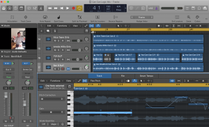 Edit in Logic Pro